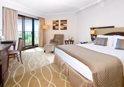 Danat Al Ain Resort - อัลอิน - ห้องนอน