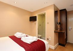 Elysee Hotel - ลอนดอน - ห้องนอน