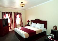 Hollywood Historic Hotel - ลอสแอนเจลิส - ห้องนอน