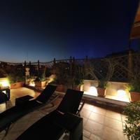 Hotel Adria Terrace/Patio