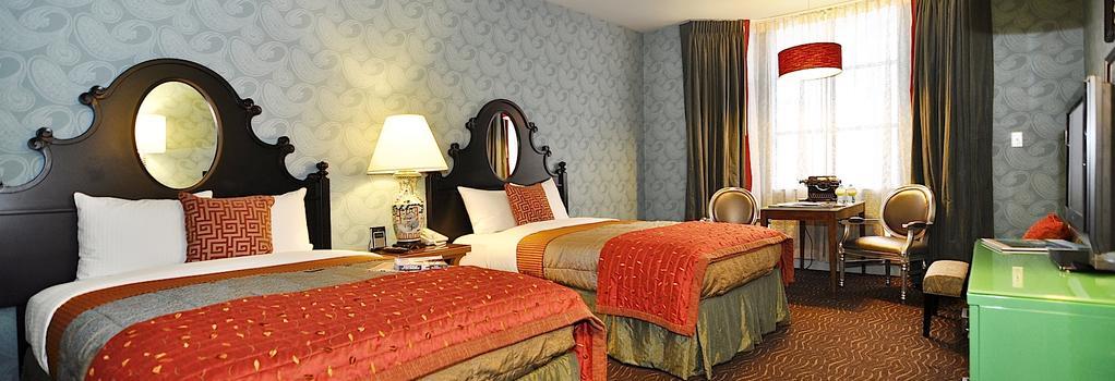 Carriage Inn - San Francisco - Bedroom