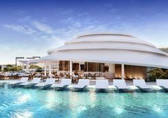 Nikki Beach Resort & Spa Bodrum - โบดรัม - สระว่ายน้ำ