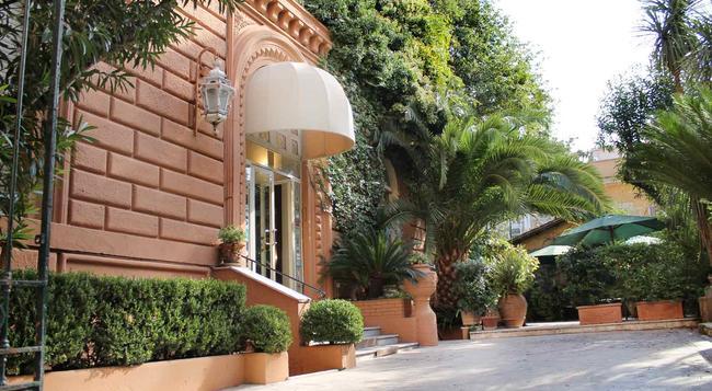 Villa Delle Rose Hotel - Rome - Building