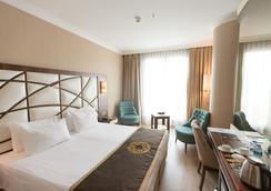 The Grand Mira Business Hotel - อิสตันบูล - ห้องนอน