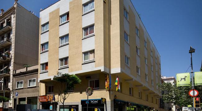 Hostal Barcelona - Barcelona - Building