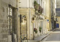 Hôtel Jeanne d'Arc Le Marais - ปารีส - วิวภายนอก