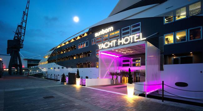 Sunborn London Yacht Hotel - London - Building