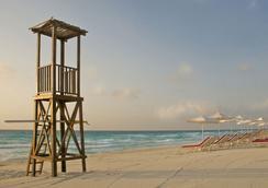 Sandos Cancun Lifestyle Resort - แคนคูน - ชายหาด