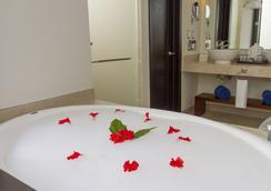 Sandos Caracol Eco Resort - Select Club - All Incl - พลาย่า เดล ตาร์เมน - ห้องนอน