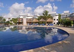 Sandos Caracol Eco Experience Resort - พลาย่า เดล ตาร์เมน - สระว่ายน้ำ
