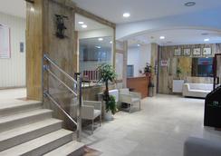 Hotel Acebos Azabache Gijón - คีคอน - ล็อบบี้
