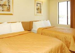 Hathaway Inn - ปานามาซิตี้ - ห้องนอน