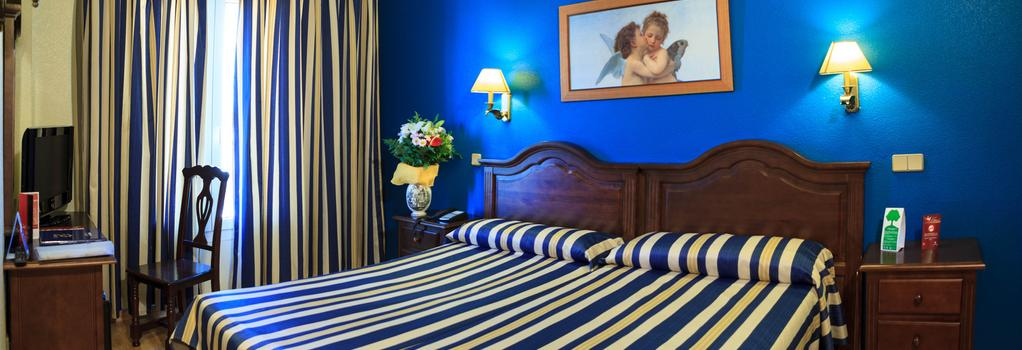 Hotel Bellavista Sevilla - Sevilla - Bedroom
