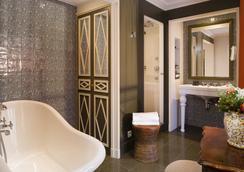Hôtel Des Grands Hommes - ปารีส - ห้องนอน