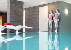WestCord Fashion Hotel Amsterdam - อัมสเตอร์ดัม - สระว่ายน้ำ