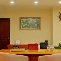 Champa Central Hotel Reception