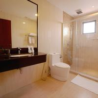 Champa Central Hotel Bathroom