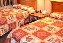 Van Ness Inn - ซานฟรานซิสโก - ห้องนอน