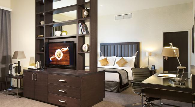 DoubleTree by Hilton Hotel Luxembourg - Luxembourg - Bedroom