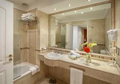 Hotel Intersur Recoleta - บัวโนสไอเรส - ห้องน้ำ