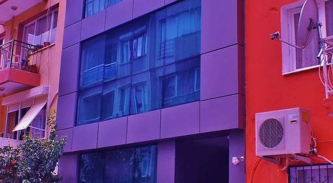 Kugu Residence - Izmir - Building