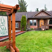 Tall Trees Bed & Breakfast Hotel Front