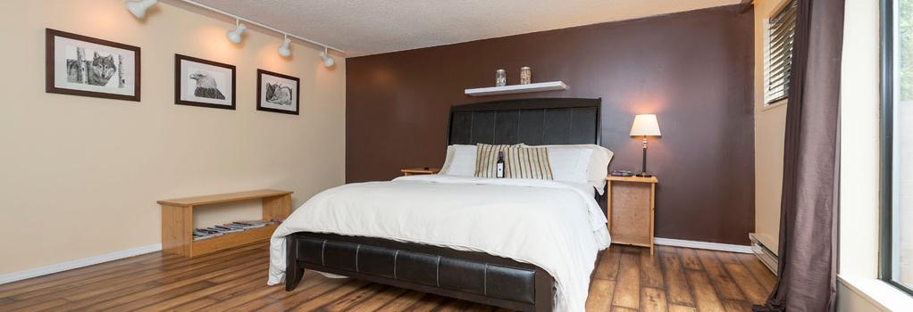 Tall Trees Bed & Breakfast - Prince Rupert - Bedroom