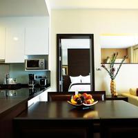 Marriott Executive Apartments Sukhumvit Park Bangkok RoomInformation
