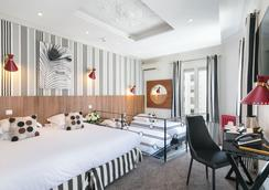 Hôtel Brice Garden Nice - นีซ - ห้องนอน