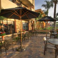 Tropicana Inn and Suites Outdoor Dining