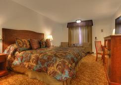 Tropicana Inn and Suites - อนาไฮม์ - ห้องนอน