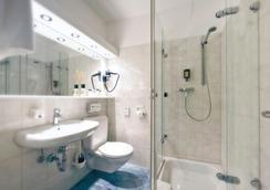 Hotel Azenberg - สตุตการ์ต - ห้องน้ำ