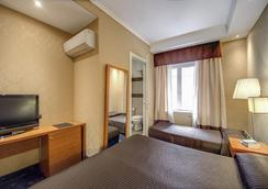 939 Hotel - โรม - ห้องนอน