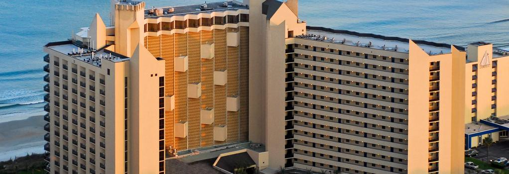 Ocean Reef Resort - Myrtle Beach - Building