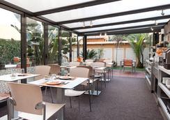 Aparthotel Silver - บาร์เซโลน่า - ร้านอาหาร