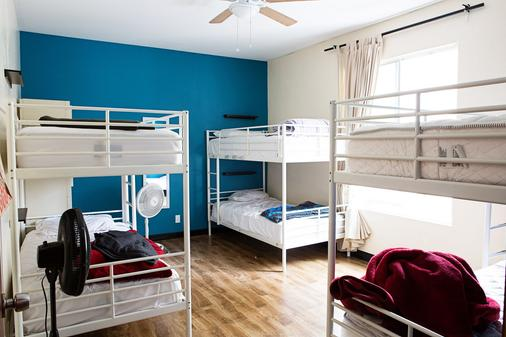 วอล์คออฟเฟม โฮสเทล - ลอสแอนเจลิส - ห้องนอน