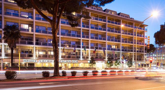 Hotel American Palace Eur - Rome - Building