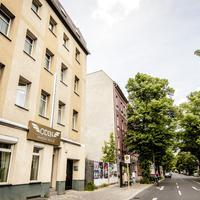 Hotel-Pension Odin Hotel Front