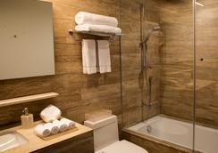 Ar 218 - เม็กซิโกซิตี้ - ห้องน้ำ