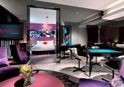 Resorts World Sentosa - Hard Rock Hotel - สิงคโปร์ - ห้องนอน