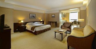 Pacific Regency Hotel Suites - กัวลาลัมเปอร์ - ห้องนอน
