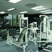 Pacific Regency Hotel Suites Gym