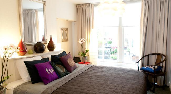 Palace B&B Amsterdam - Amsterdam - Bedroom