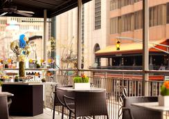The Ellis Hotel - แอตแลนตา - ร้านอาหาร