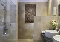 Luca Hotel - ซันโตโดมิงโก - ห้องน้ำ