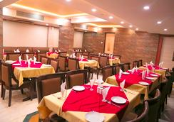 Hotel Golden Plaza - อาเมดาบัด - ร้านอาหาร