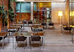 Hotel Barcelona Catedral - บาร์เซโลน่า - ร้านอาหาร