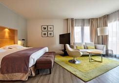 Hotel Barcelona Catedral - บาร์เซโลน่า - ห้องนอน