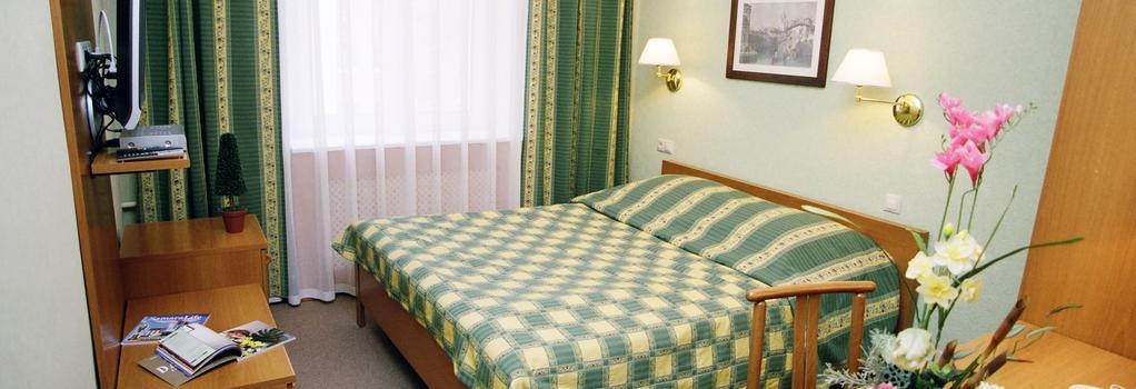 Equator Hotel - Samara - Bedroom
