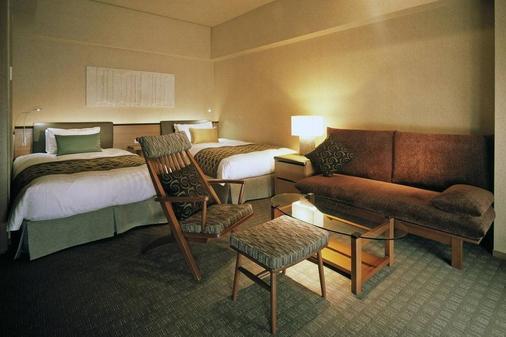 โรงแรมนิวะ โตเกียว - โตเกียว - ห้องนอน